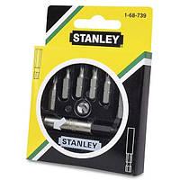 Набор Stanley из 6 вставок и магнитного держателя (1-68-739)