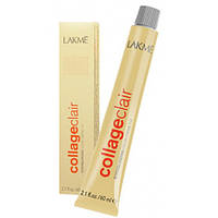 Lakme Collage Clair - Перманентная супер-осветляющая крем краска для волос 60мл