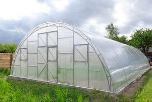 Арочные фермерские теплицы Эко Топ 8х10х3,7 Стандарт 4 мм