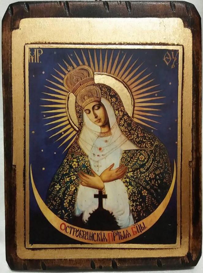 Икона Остробрамская