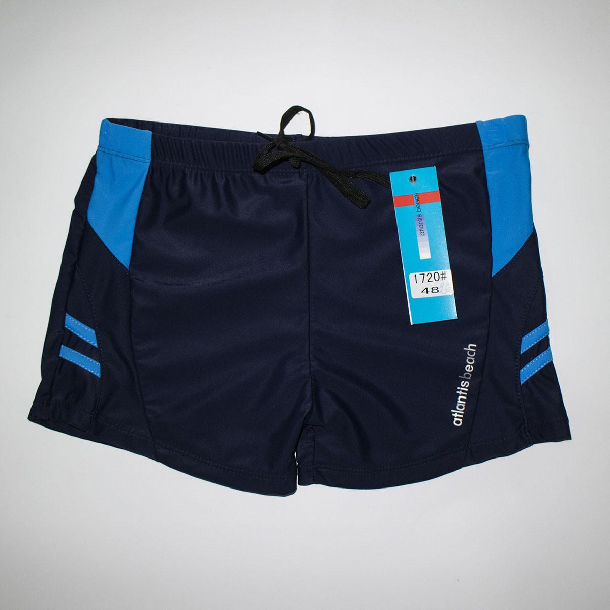 Купальные мужские шорты боксеры R1720