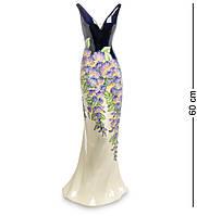 Фарфоровая напольная ваза Платье (Pavone) JP-156/12