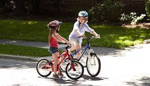 Велосипеды детские МТВ