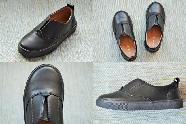 Туфли-слипоны для мальчика Palaris фото