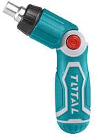 Набор отверток с храповым механизмом TOTAL TACSD30136 13 предметов