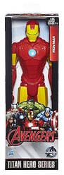 Велика іграшка Залізна людина із серії Титани - Iron Man, Titans, Avengers, Hasbro