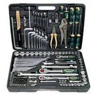 Набор инструментов FORCE 142 предмета (41421R)