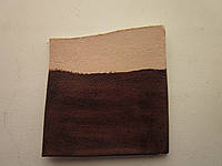 Краска для кожи WATERSTAIN Fenice на водной основе 30 мл коричневая (Италия)
