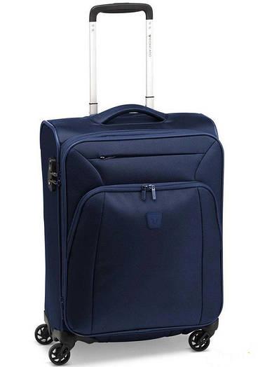 Маленький текстильный чемодан Roncato tride на 4-х колесах