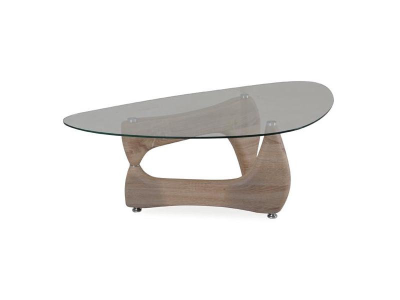 Журнальный столик Omega (Signal) дуб сономма:купить в Интернет-магазине польской мебели Signal.