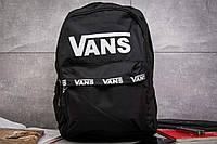 Рюкзак унисекс Vans , черный 90023