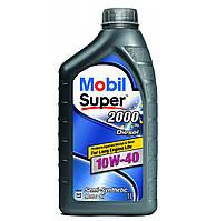 Масло моторне Mobil Super 2000 X1 DIESEL 10W-40 1л EU, 152627