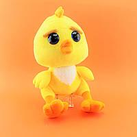 Цыпленок Kyivstar игрушка мягкая тм Копиця