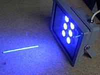 Ультрафіолетовий прожектор 12VDC 18 Вт 400 нм