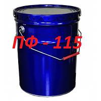 Эмаль ПФ-115, Краска ПФ-115 для окраски металлических, деревянных и других поверхностей (Белая)