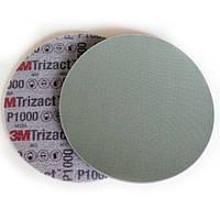 Абразивный полировальный круг 150мм 3M Trizact P1000 50341