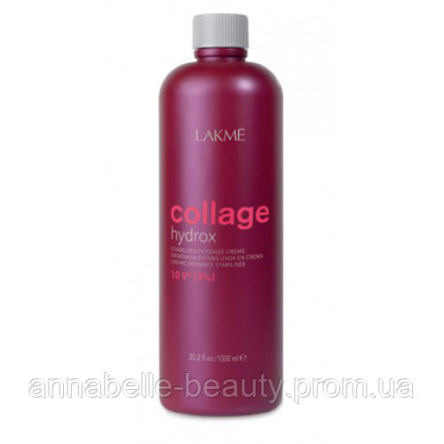 Lakme Collage Hydrox - Крем окислитель 1000мл