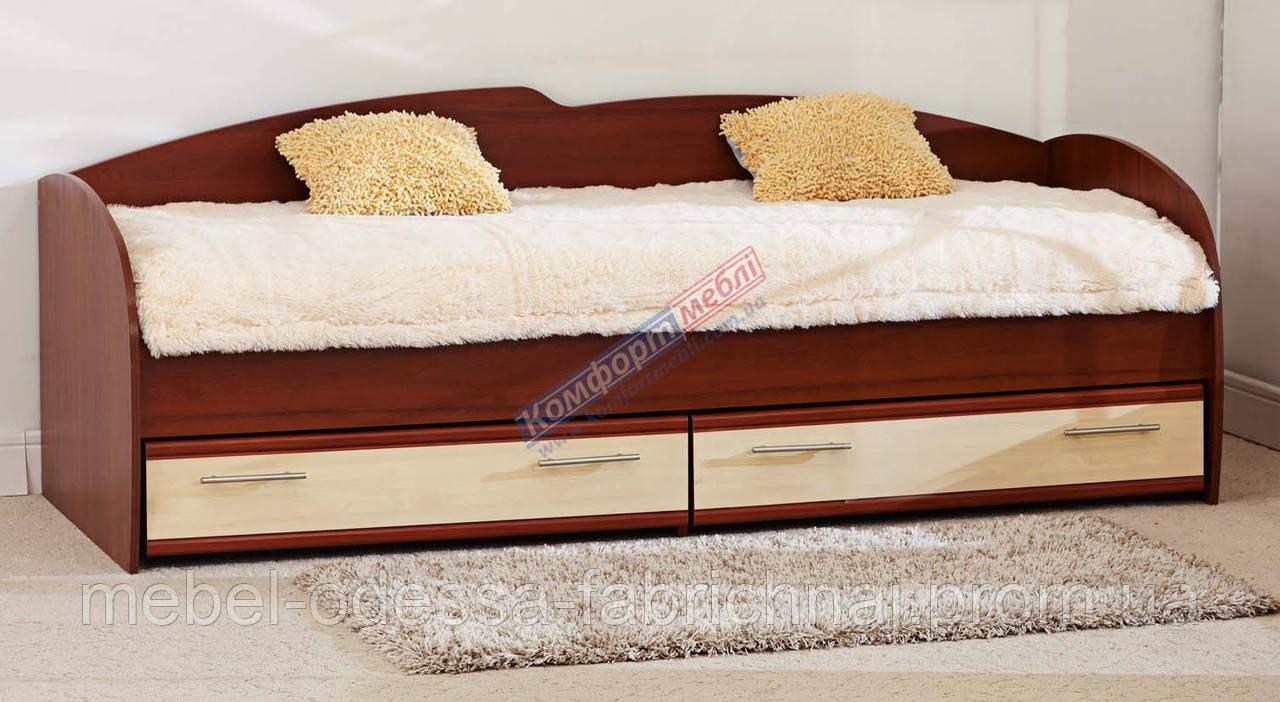 Кровать К-117 односпальная 900 мм
