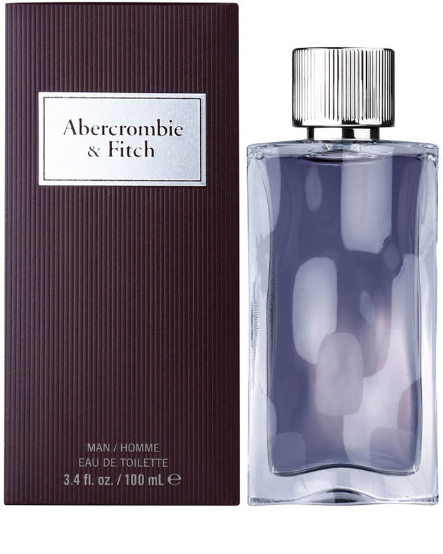 Туалетная вода Abercrombie & Fitch First Instinct 50мл