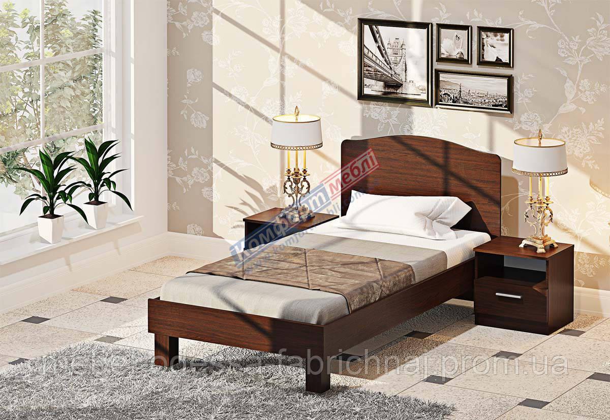 Кровать К-92 односпальная 900 мм
