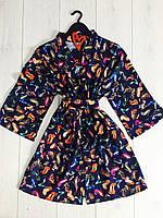 Стильный домашний халат ТМ Exclusive, женские халаты.