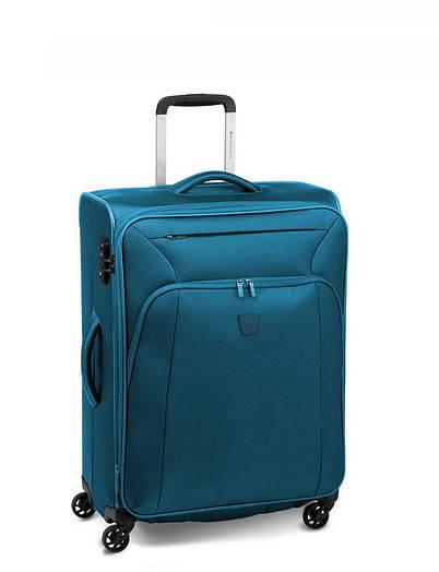 Средний текстильный чемодан на 4-х колесах Roncato Tribe