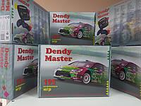 Игровая 8 Битная приставка Dendy Master Plus, со встроенными 195 уникальными играми Денди 8 Бит