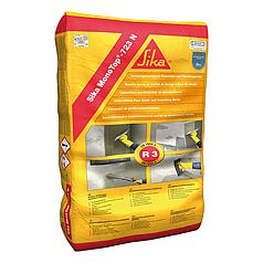 Шпаклівка і вирівнюючий розчин для бетонних поверхонь Sika MonoTop -723 N 25 кг.