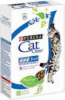 Корм для кошек Purina Cat Chow Feline 3in1 - c индейкой