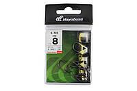 Крючки карповые Hayabusa K-1XS №8 (тефлон)