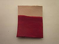 Краска для кожи WATERSTAIN Fenice на водной основе 30 мл красная (Италия)