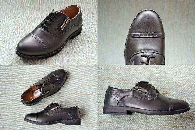 Классические туфли на мальчика Palaris фото