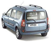 Dacia Logan і Logan MCV