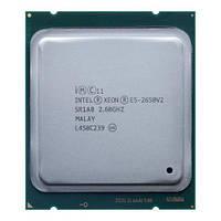 Процессор Intel Xeon E5-2650v2 2.6-3.4 GHz, 8 ядер, 20M кеш, LGA2011