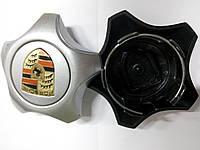 Комплект колпачков в колесные диски PORSCHE 103 мм / 60 мм