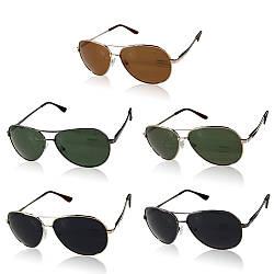 Солнцезащитные очки поляризационные Aviator