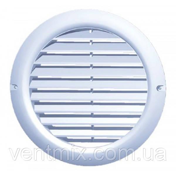 Решетка вентиляционная круглая Домовент 150 БВС