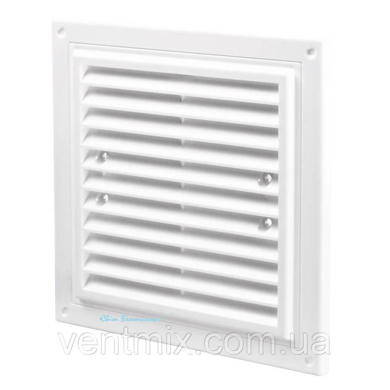 Вентиляционная решетка ДВ 150Х150 сМ