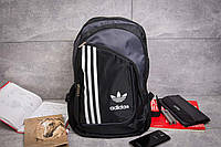 Рюкзак унисекс Adidas, серый 90071
