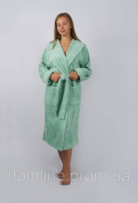 93c5d707019cc Халат махровый Irya Tender yesil зеленый S/M, цена 1 306,10 грн ...