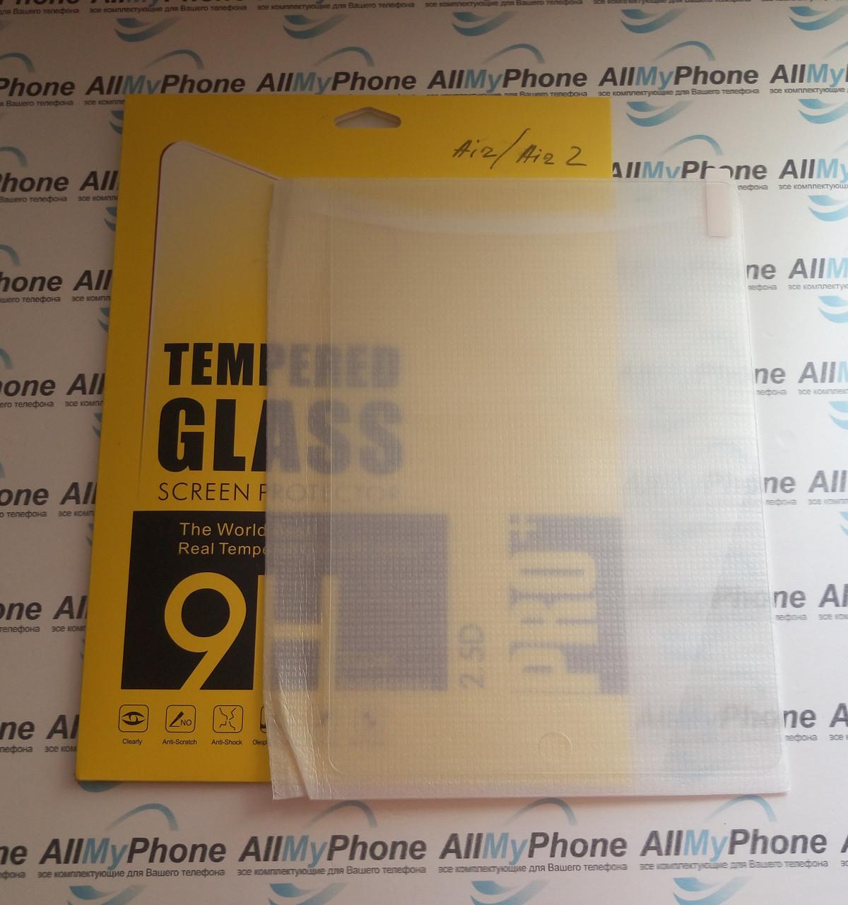 Закаленное стекло для планшета Apple iPad Air/Air 2 с закругленными краями