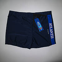 Мужские шорты-боксеры больших размеров Баталы R208G