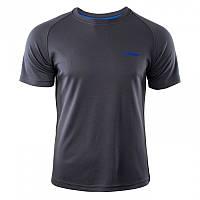 Спортивная мужская футболка Hi-Tec Goggi TORNADO/VICTORIA BLUE