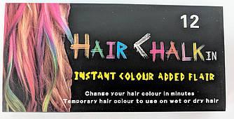 Hair Chalk мелки для волос , фото 2