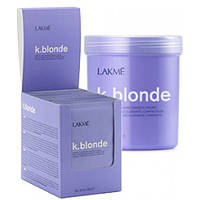 Lakme K. Blonde - Обесцвечивающая крем-пудра 20 гр.