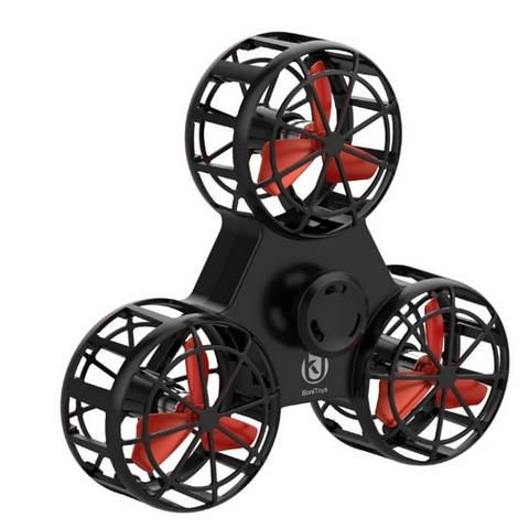 Летающий спиннер - Flying Spinner