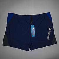 Мужские купальные шорты боксеры Баталы R1468G