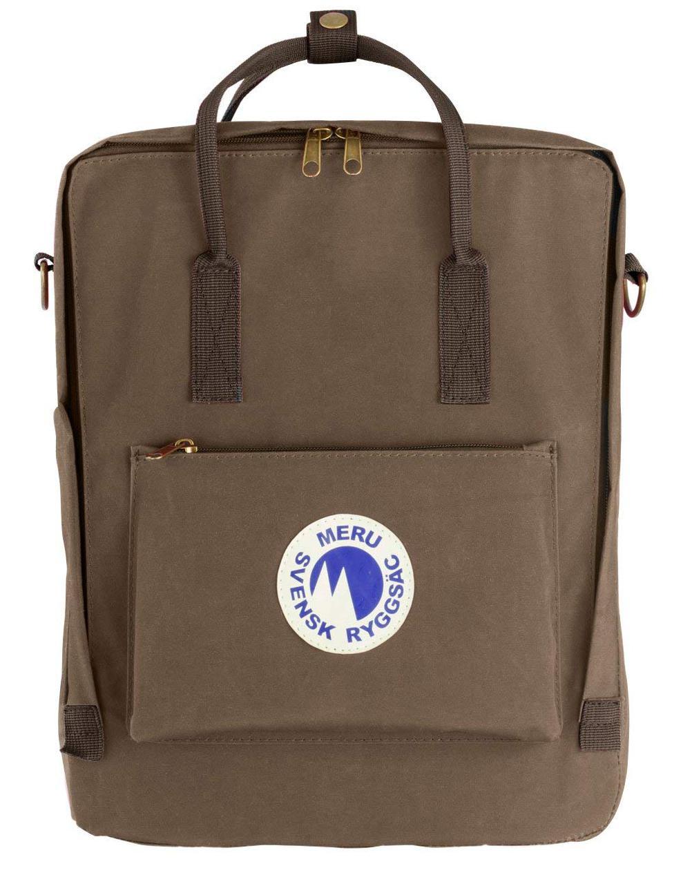 Рюкзак Meru Swedish Backpack (Svensk Ryggsac)  Waterproof (Brown)
