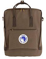 Рюкзак Meru Swedish Backpack (Svensk Ryggsac)  Waterproof (Brown), фото 1