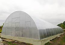 Арочные фермерские теплицы Эко Топ 8х14х3,7 8 мм стандарт